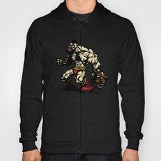 Bear Wrestler - Street Fighter Hoody