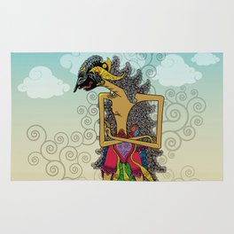 Wayang Arjuna Rug