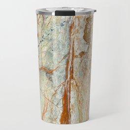 Colorful Textured Granite Travel Mug