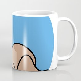 Felhy the chilled kawaii sloth Coffee Mug