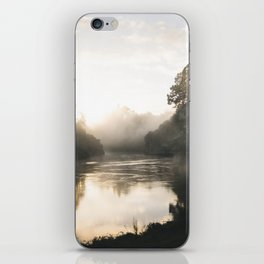 Waikato River iPhone Skin