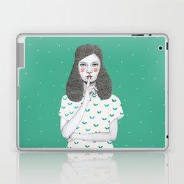 Lorena Laptop & iPad Skin