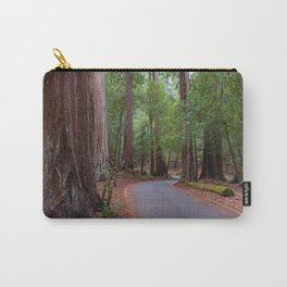 A Road Runs Through It Carry-All Pouch