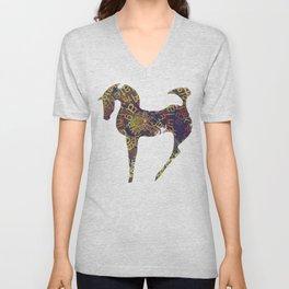 horse secrets Unisex V-Neck