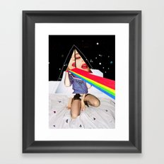 LABOPOP Framed Art Print