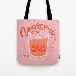 Negroni Tote Bag