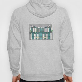 Chancellery in Berlin Hoody