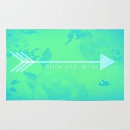 Follow Your Arrow (Inverted) Rug
