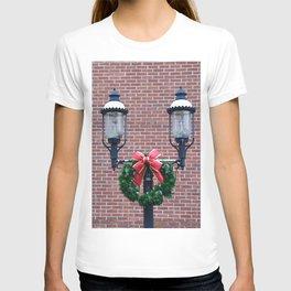 Christmas Post T-shirt