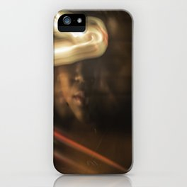 In Rich Pursuit of Light iPhone Case