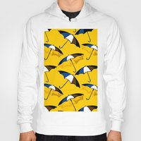 umbrella Hoodies featuring Umbrella  by Saundra Myles