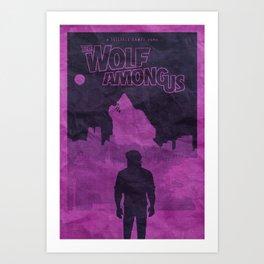 The Wolf Among Us - Poster Kunstdrucke