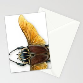 The Vintage Beetles Collection Stationery Cards