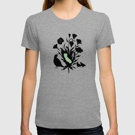 California - State Papercut Print T-shirt