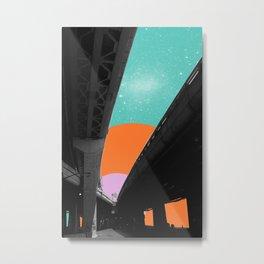 Transport #2 Metal Print