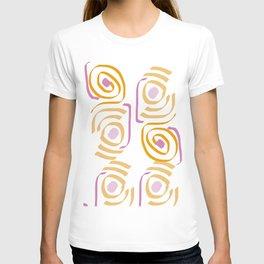 Circles in water T-shirt