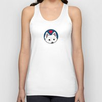 westie Tank Tops featuring Westie Love: My Favorite Person in the Whole Wide World by Circus Dog Industries