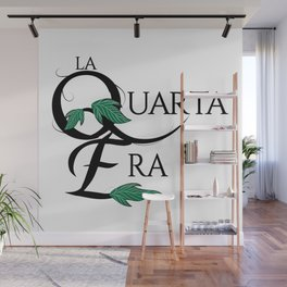 LaQuartaEra_White Wall Mural