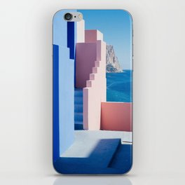 Colour architecture iPhone Skin
