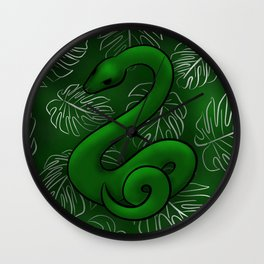 Cunning and Ambition Wall Clock