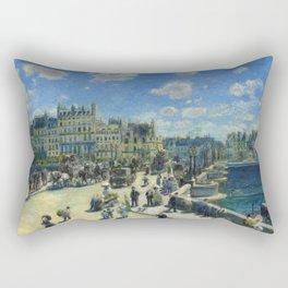 Pont Neuf, Paris Rectangular Pillow