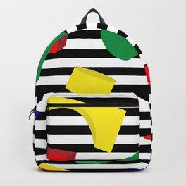 Primary Blocks Backpack