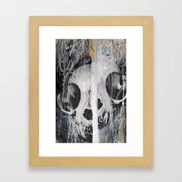 Grimalkin Framed Art Print