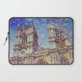 Reflected Abbey Laptop Sleeve