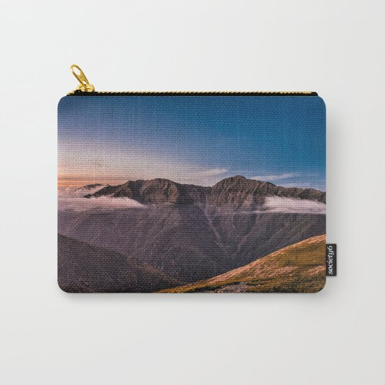 Southern Alps I Carry-All Pouch