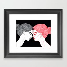 Epilogue Framed Art Print