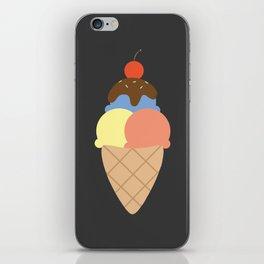 IceCream? أيس كريم. iPhone Skin