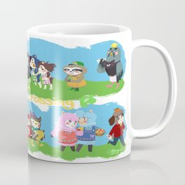 Animal Crossing Coffee Mug