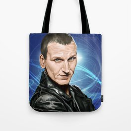 9th Doctor Tote Bag