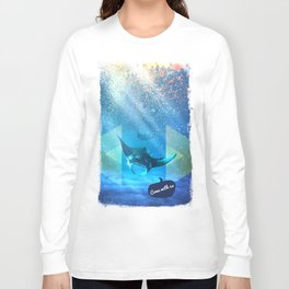 Come with us Long Sleeve T-shirt