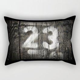 partners Rectangular Pillow