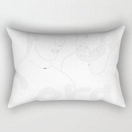The Walking Dead- Coral Rectangular Pillow