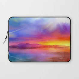 Arran Sunset Laptop Sleeve