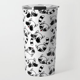 Raccoons are my new cats Travel Mug
