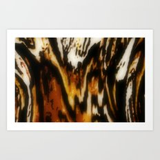 Tiger In Your Tank Or On Your New Iphone Case Or New Bag-lol Art Print