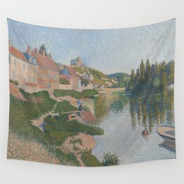 Les Andelys Wall Tapestry