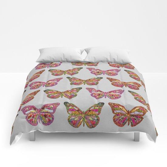 FAMIGLIA FARFALLA Comforters