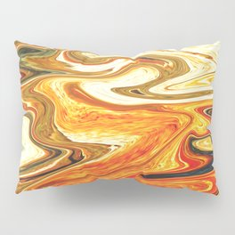 Marbled XIII Pillow Sham