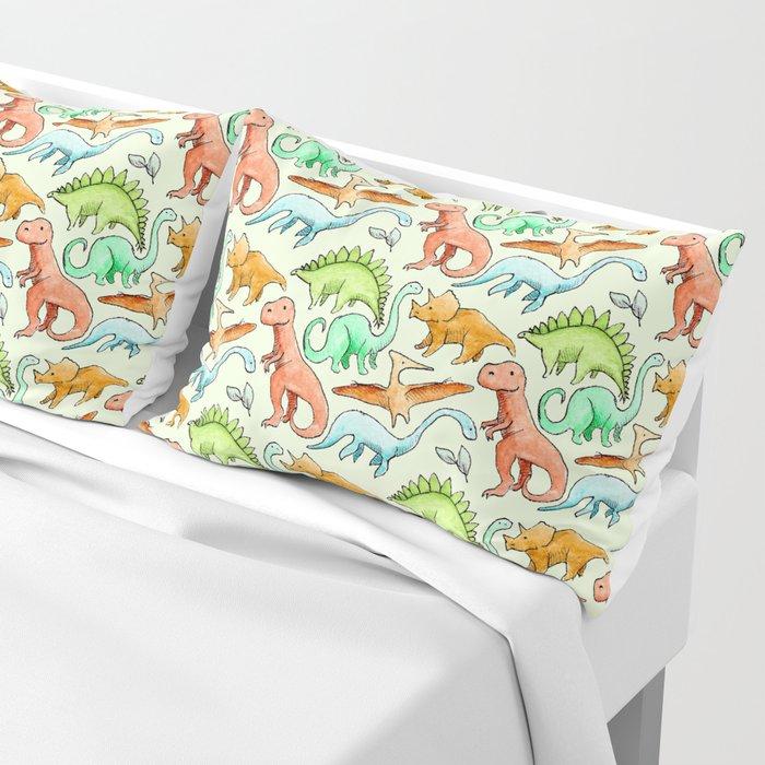 Dinosaur Skin Pillow Sham