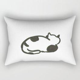 Do Not Disturb Rectangular Pillow