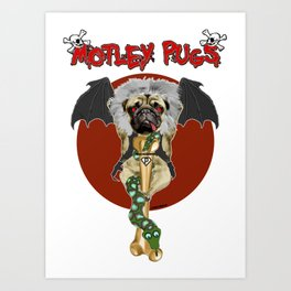 Motley Art Prints | Society6