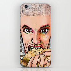 Hungry iPhone & iPod Skin