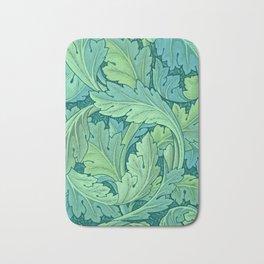 """William Morris """"Acanthus"""" 1. Bath Mat"""