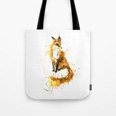 Bushy Tailed Tote Bag
