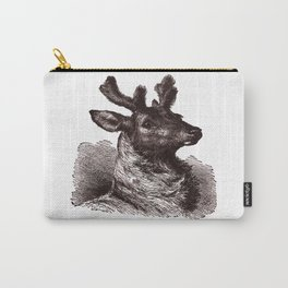 Velvet Antlers Carry-All Pouch
