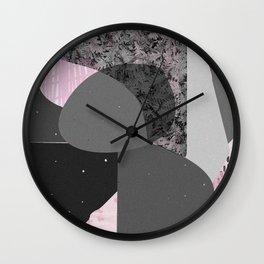 leaves dead Wall Clock